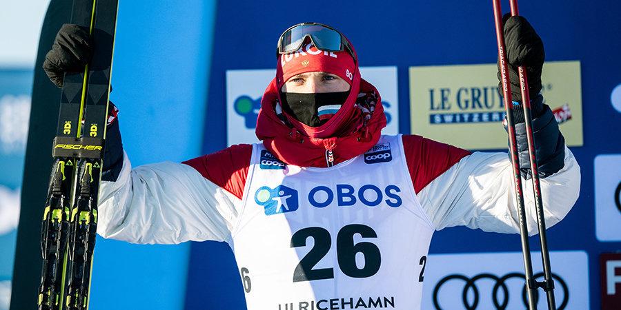«Понятия не имею, что произошло». Финский лыжник рассказал о столкновении с Ретивых