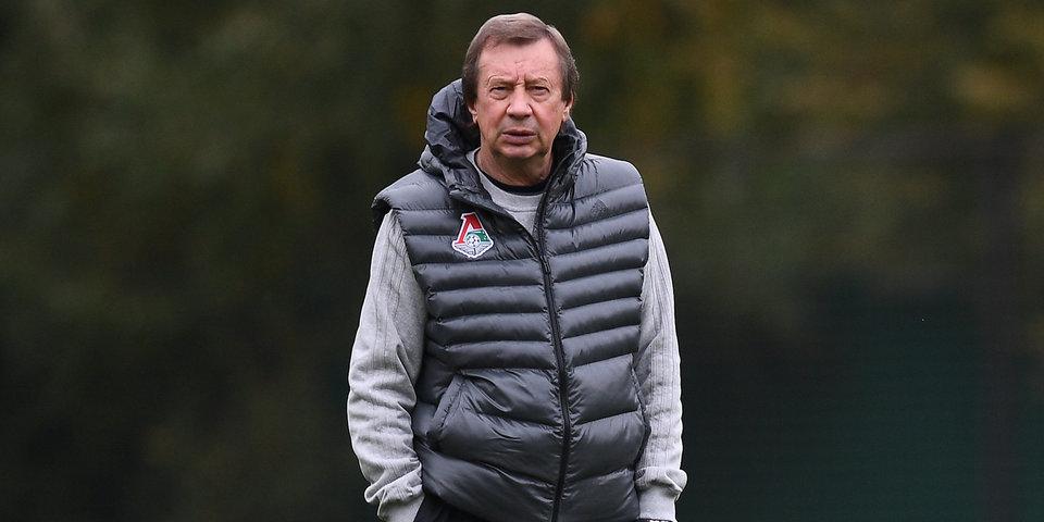 Геркус назвал имя возможного преемника Семина в «Локомотиве»