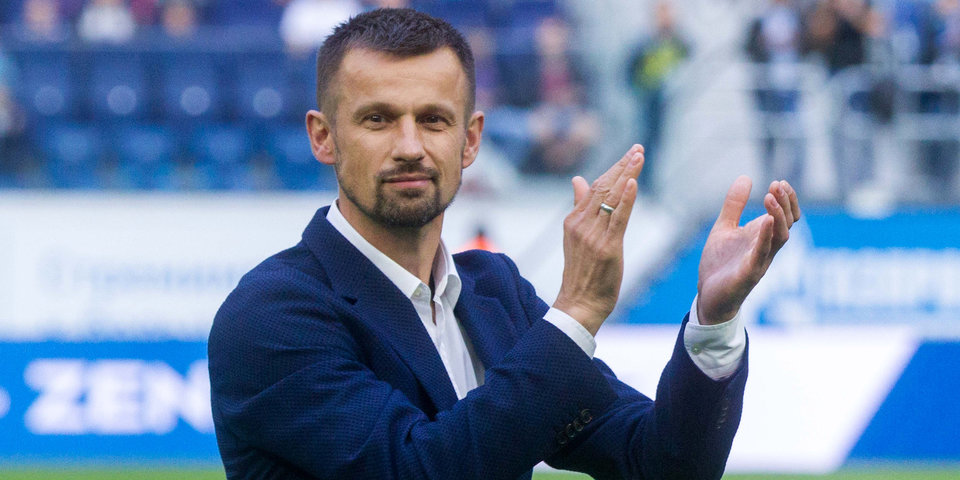 Сергей Семак: «По травмам Ерохина и Лунева доктора «Зенита» и сборной будут в контакте»