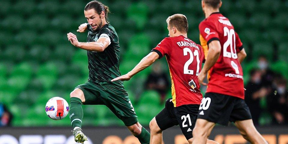 «Локомотив» объяснил публикацию о Крыховяке после матча с «Краснодаром»