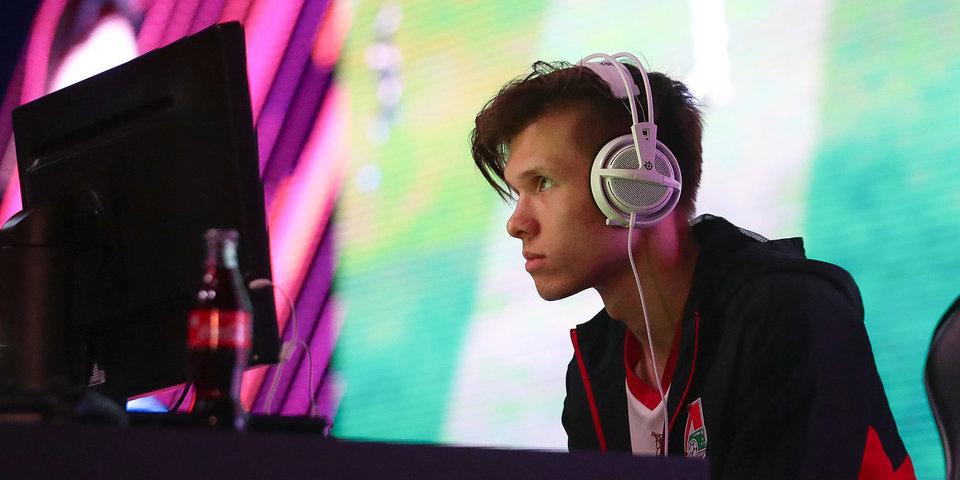 Игрок «Локомотива» заработал 200 тысяч рублей на Кубке России