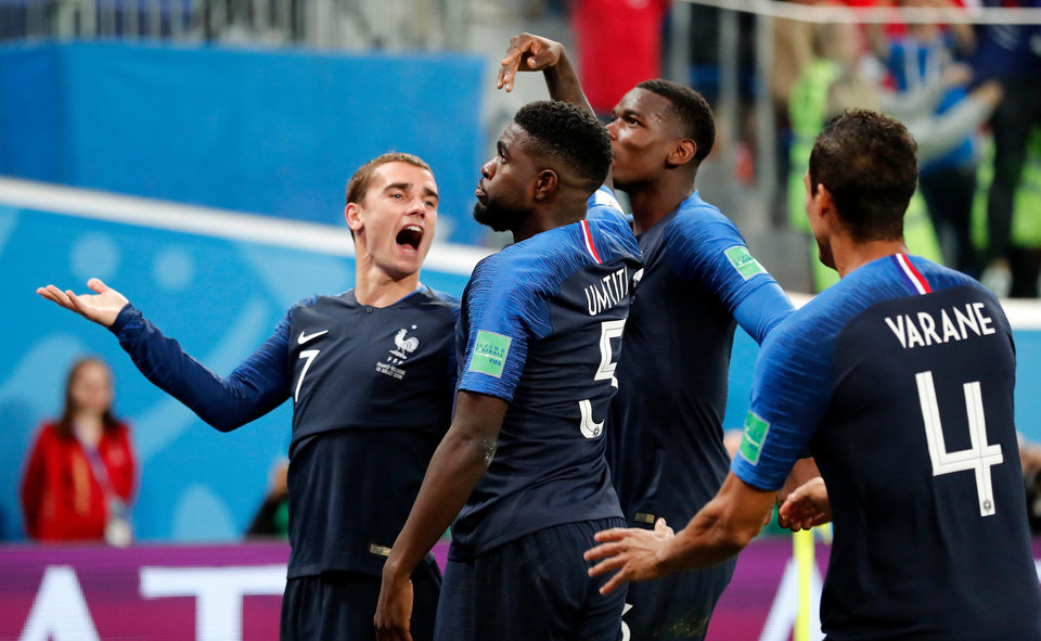 HYPEMETER 2018: Лучшие посты финалистов чемпионата мира