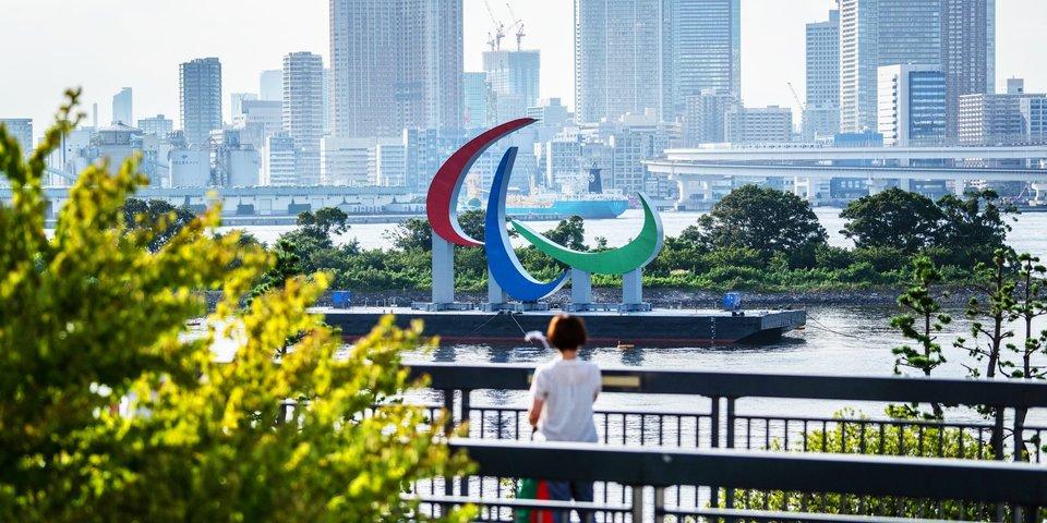 В Токио началась церемония открытия Паралимпийских игр