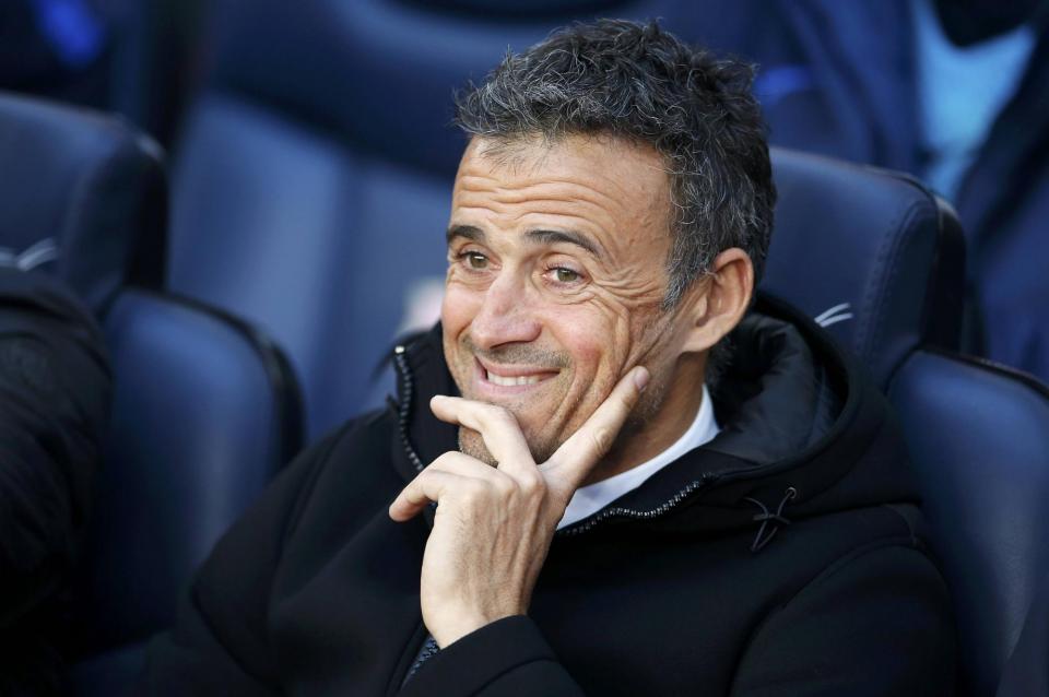 Луис Энрике: «Мы смогли победить в образцовой игре»