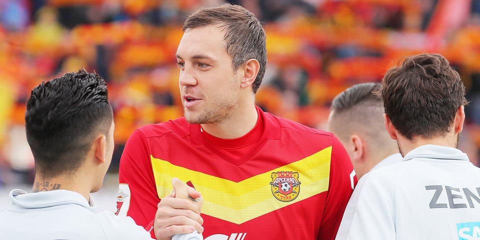 Артем Дзюба: «Матч против «Зенита»? Хотелось показать, что нельзя разбрасываться футболистами очень хорошего качества»