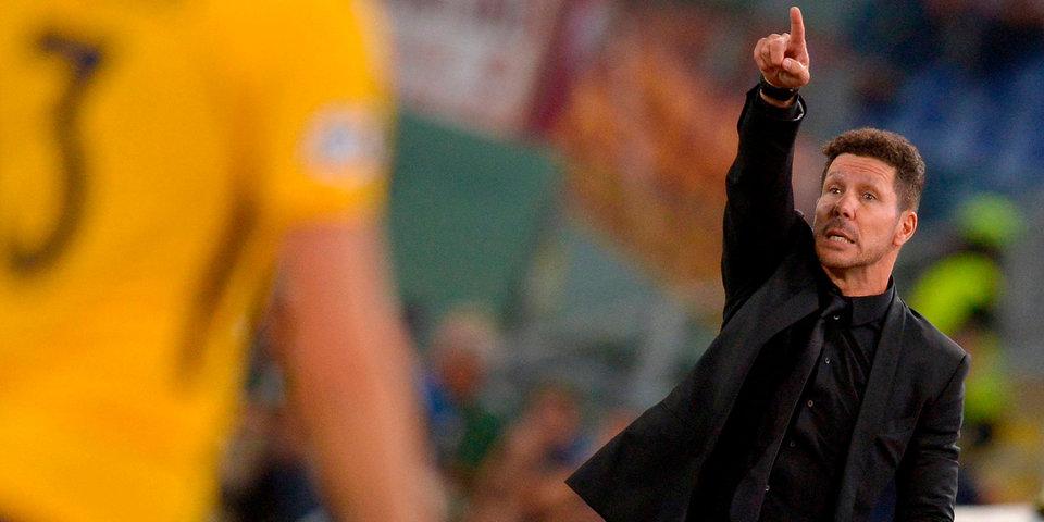 За что Симеоне похвалил Семина? Мадрид готовится принять «Локомотив»
