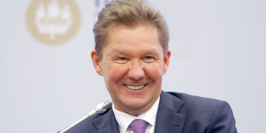 «Газпром» будет спонсором двух следующих Евро и продолжит сотрудничество с ЛЧ