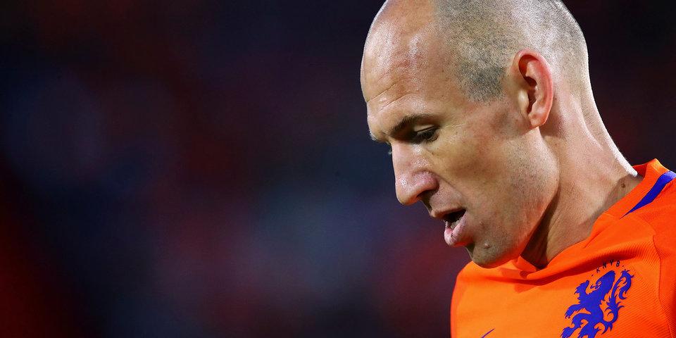 Роббен сообщил, что выбыл из строя до конца года и может больше не вернуться в футбол