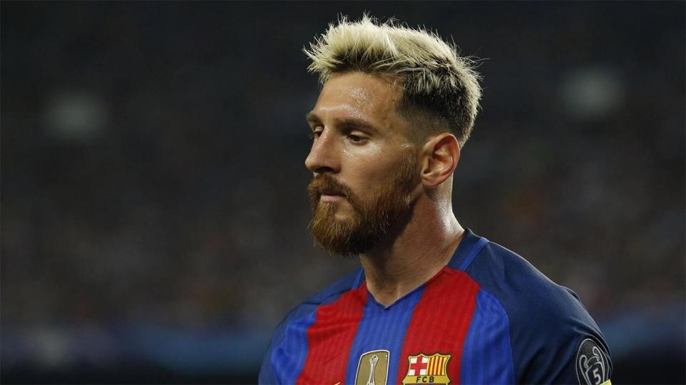 «Барселона» не отпустила Месси на вручение награды лучшему футболисту мира
