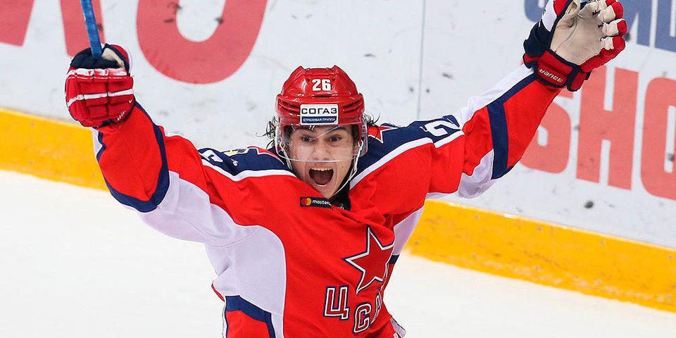 Александр Романов: «Не знаю, появлюсь ли на льду в серии со СКА»