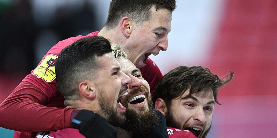 Джордже Деспотович — о возвращении «Рубина» в матче с «Арсеналом»: «Мы услышали слова тренера в раздевалке»