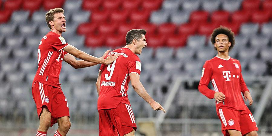 Левандовский продлит контракт с «Баварией» до 2025 года