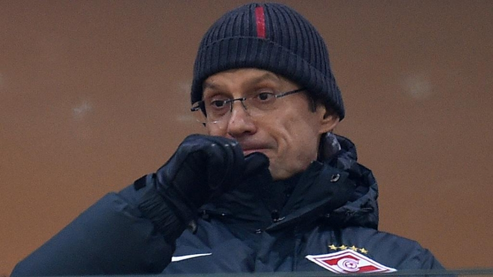 Федун отказался говорить о назначении тренера «Спартака»