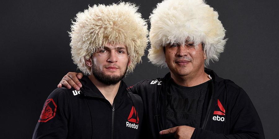 Мексиканский кикбоксер тренирует Хабиба, а владелец ресторана — Забита Магомедшарипова. Истории тренеров в ММА