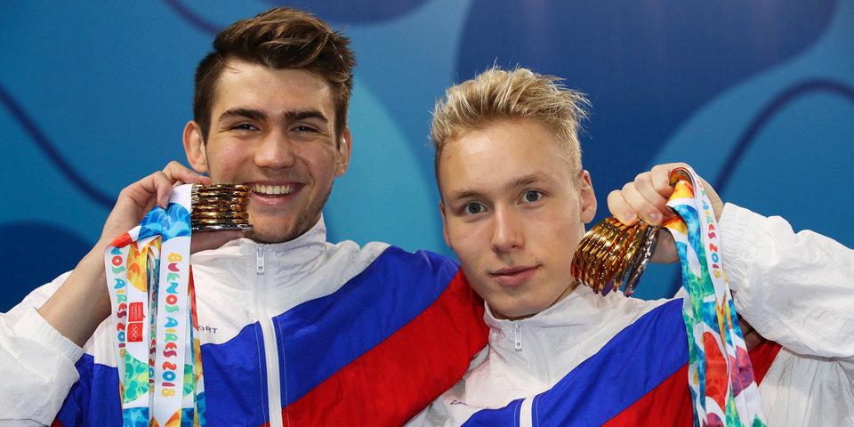 Мы выиграли юношескую Олимпиаду! Герои Игр – в галерее «Матч ТВ»