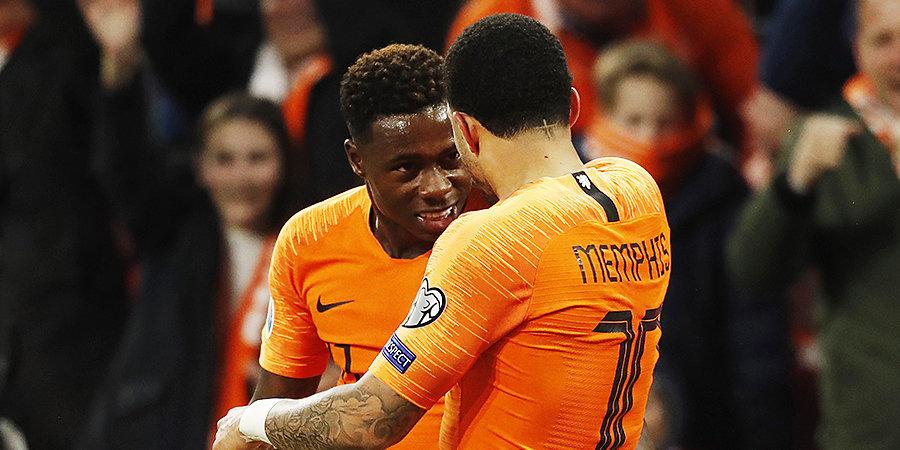Промеса ждут в «Спартаке», но пока он вместе со сборной Голландии борется за место в финале Лиги наций. Все трансляции 6 июня
