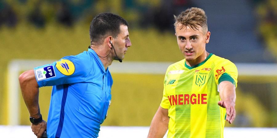 «Страсбур» одержал первую победу в сезоне, обыграв «Нант»