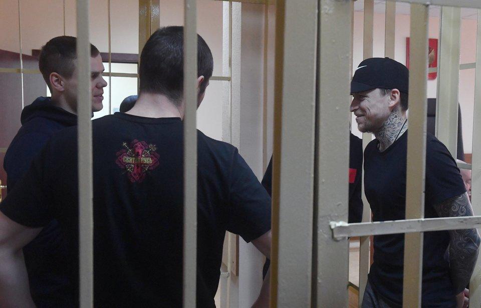 Сергей Гайсин: «Пака ударил Александр Кокорин, затем меня ударил Мамаев»