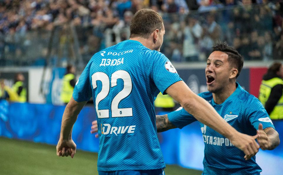 Брых обслужит матч Лиги Европы между «Зенитом» и «Бордо»