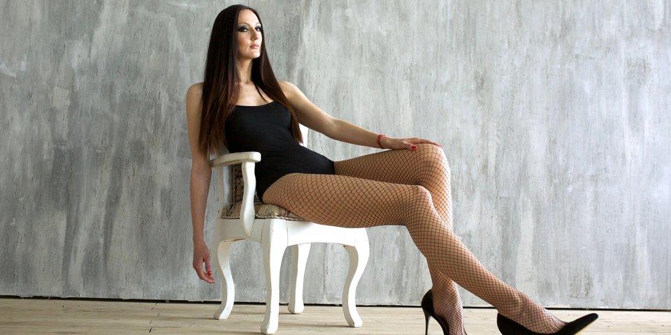 Самые длинные женские ноги — наши! Интервью с самой высокой в мире моделью