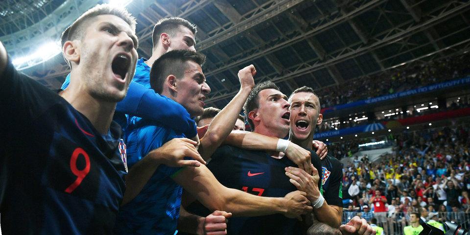 Дарио Шимич: «Хорватия реально может победить Францию в финале ЧМ-2018»