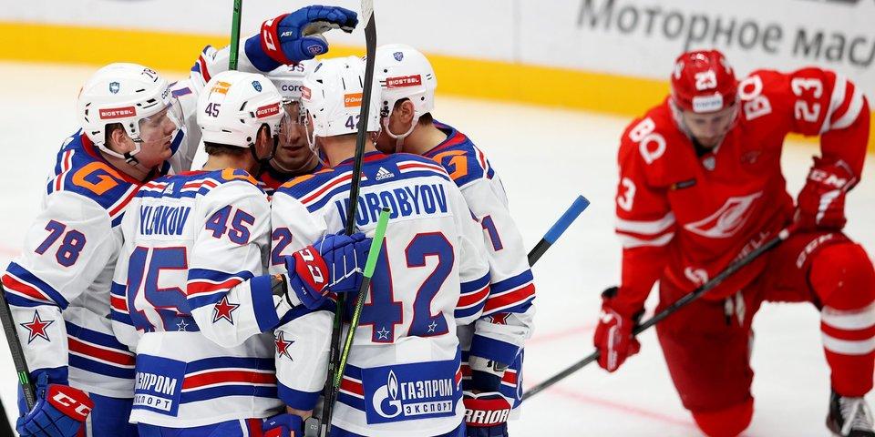 «Если Ковальчук подпишет контракт со «Спартаком» — это плюс». Красно-белые – о поражении от СКА и возможности усилить состав
