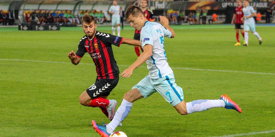 Дмитрий Полоз: «После быстрого гола легче играется»