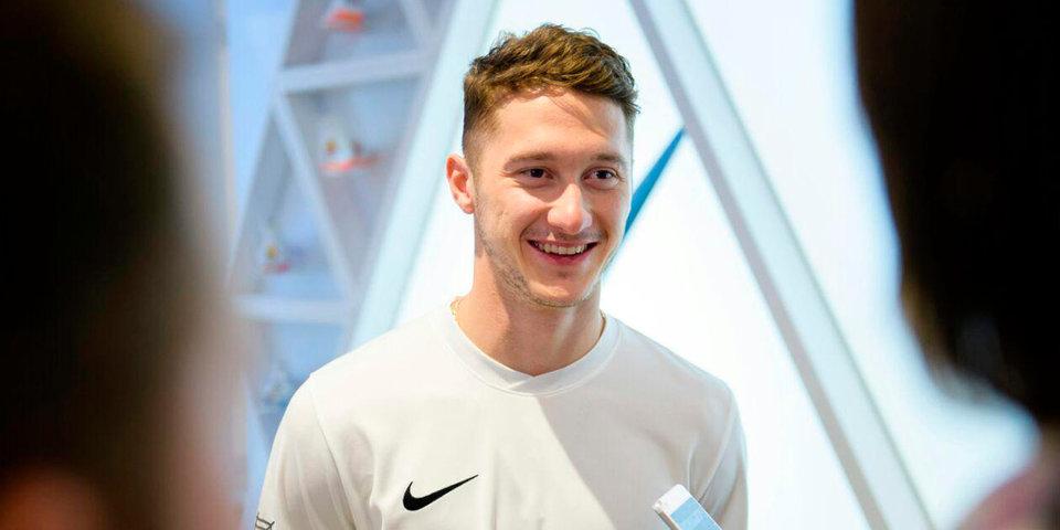 Антон Миранчук: «Если сейчас думать о ЧМ-2018, то к началу турнира можно и перегореть»
