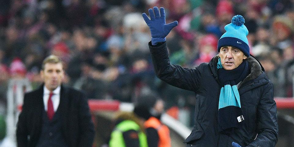 Роберто Манчини – о Кокорине: «Саша хороший парень и потрясающий футболист»