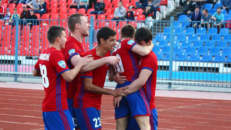 СКА подписал двукратного обладателя Кубка России