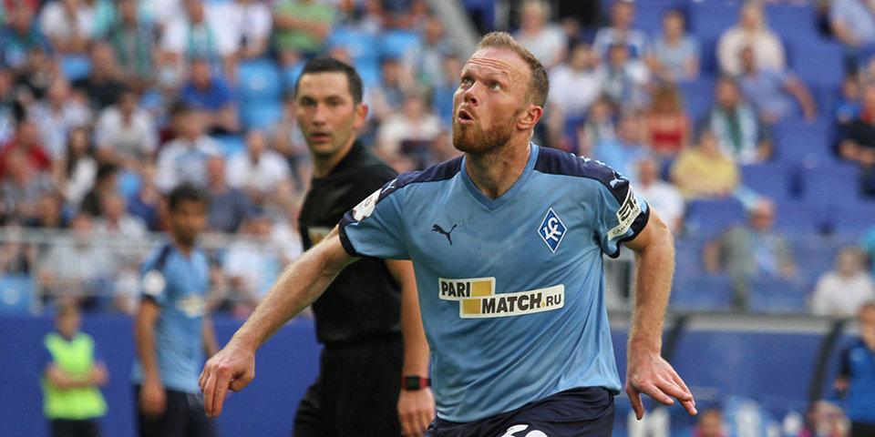 Виталий Денисов: «Чуть изменились тренировки у Божовича, а так он такой же добрый»