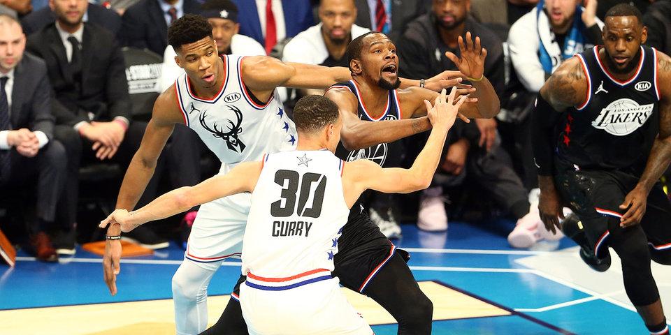 НБА может сократить продолжительность регулярного сезона