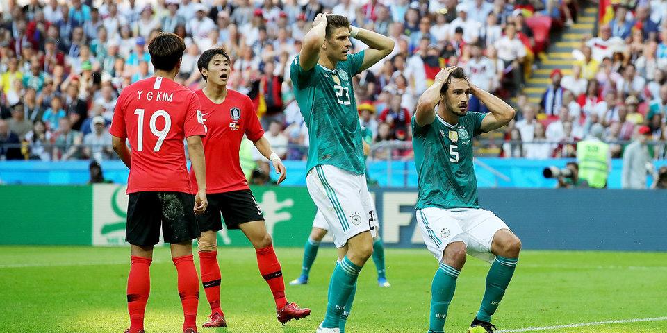 Тони Крос: «Если ты за 90 минут не забиваешь сборной Кореи, то вылет заслужен»