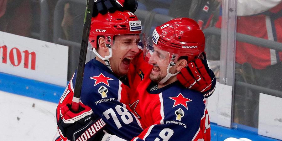 ЦСКА в третий раз в сезоне обыграл «Сочи» и стал первым участником плей-офф