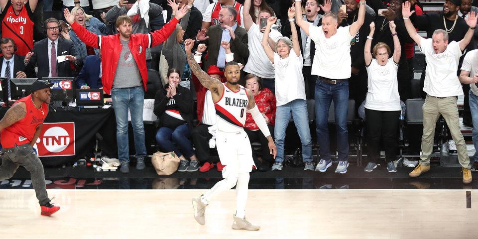 50 очков и победный бросок с 11 метров. Самый яркий день плей-офф НБА-2019