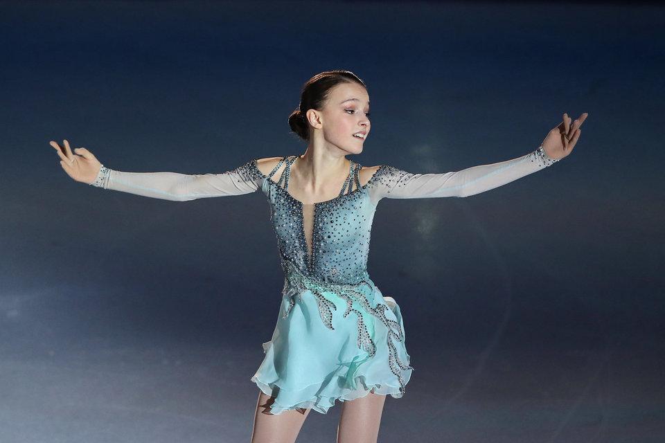 Анна Щербакова: «Когда вернемся на лед, нужно будет долго вспоминать, как это делается»