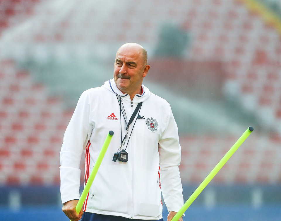 Станислав Черчесов: «Футболист больше сам должен себя мотивировать, а не кто-то другой»