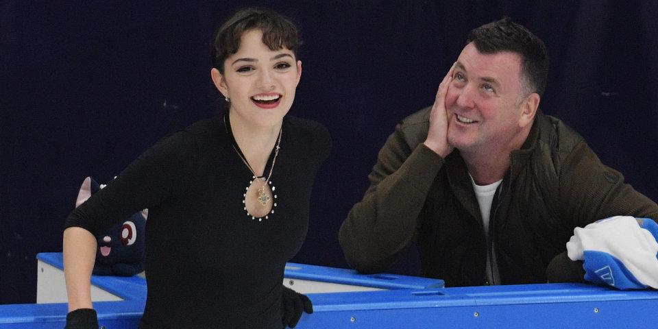 Бойкова и Козловский лидируют, Медведева - пока третья. Лучшие моменты коротких программ Гран-при Франции