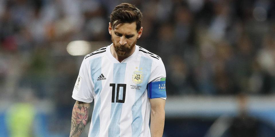 Сборная Аргентины остановится в Казани в отеле с видом на граффити Роналду