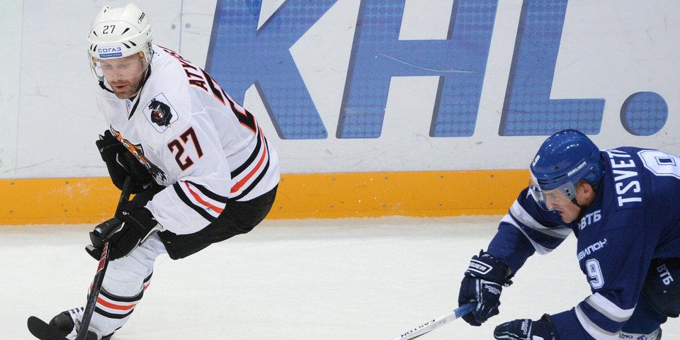 Атюшов выбыл на две недели из-за травмы