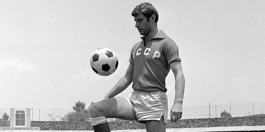 «Матч ТВ» покажет игры сборной СССР по футболу на ЧМ-1970