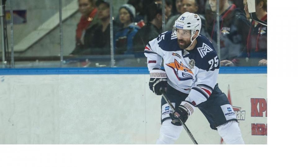 Данис Зарипов: «Были предложения от клубов НХЛ, но они меня не устроили»