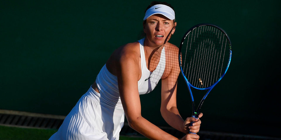 Мария Шарапова: «Теннисисты никогда не созывают пресс-конференции, чтобы сообщить о микротравме»