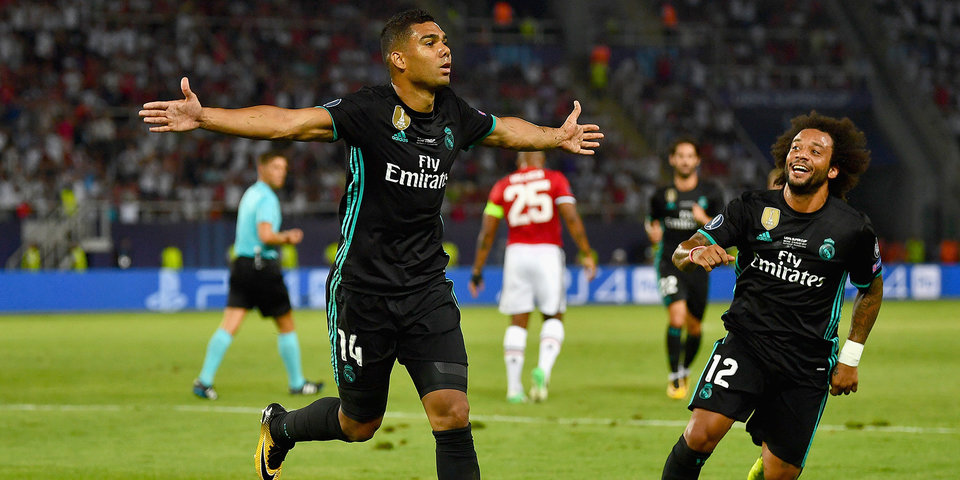 Реал - обладатель Суперкубка УЕФА
