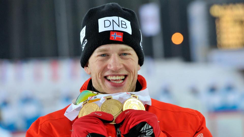 Тарьей Бе включен в состав сборной Норвегии на чемпионат мира в Хохфильцене