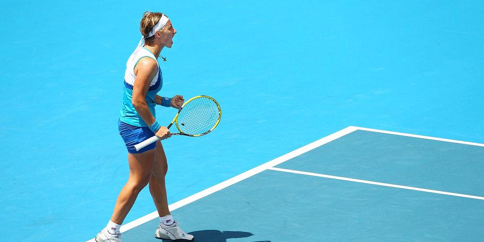 Кузнецова с победы стартовала на турнире в Китае