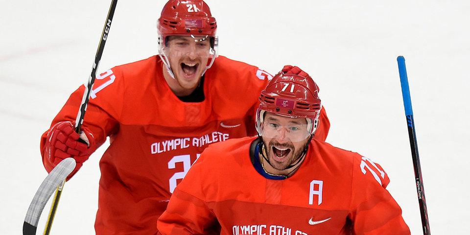 Ковальчук обошел Буре, став лучшим снайпером российской сборной на ОИ
