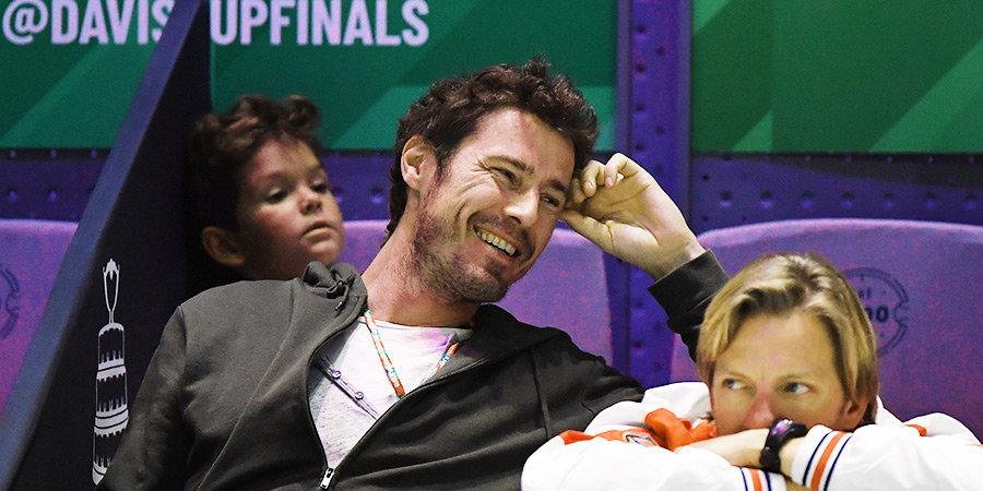 Сафин готов стать капитаном сборной России на ATP Cup, если турнир не отменят
