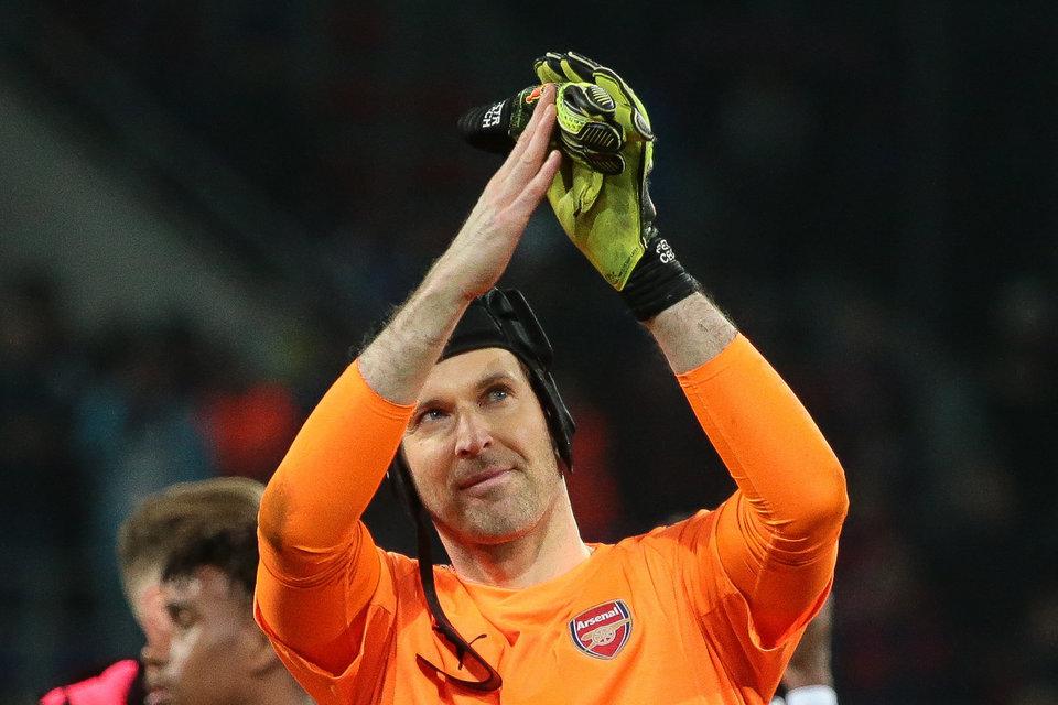 «Арсенал» видит возможную замену Чеху в Лено