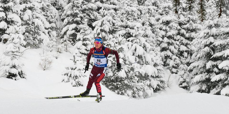 Пять секунд отделили россиянок от медали в эстафете